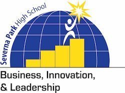 Raving Software offers internship opportunities to students in the Business, Innovation, and Leadership Program at Severna Park High School.